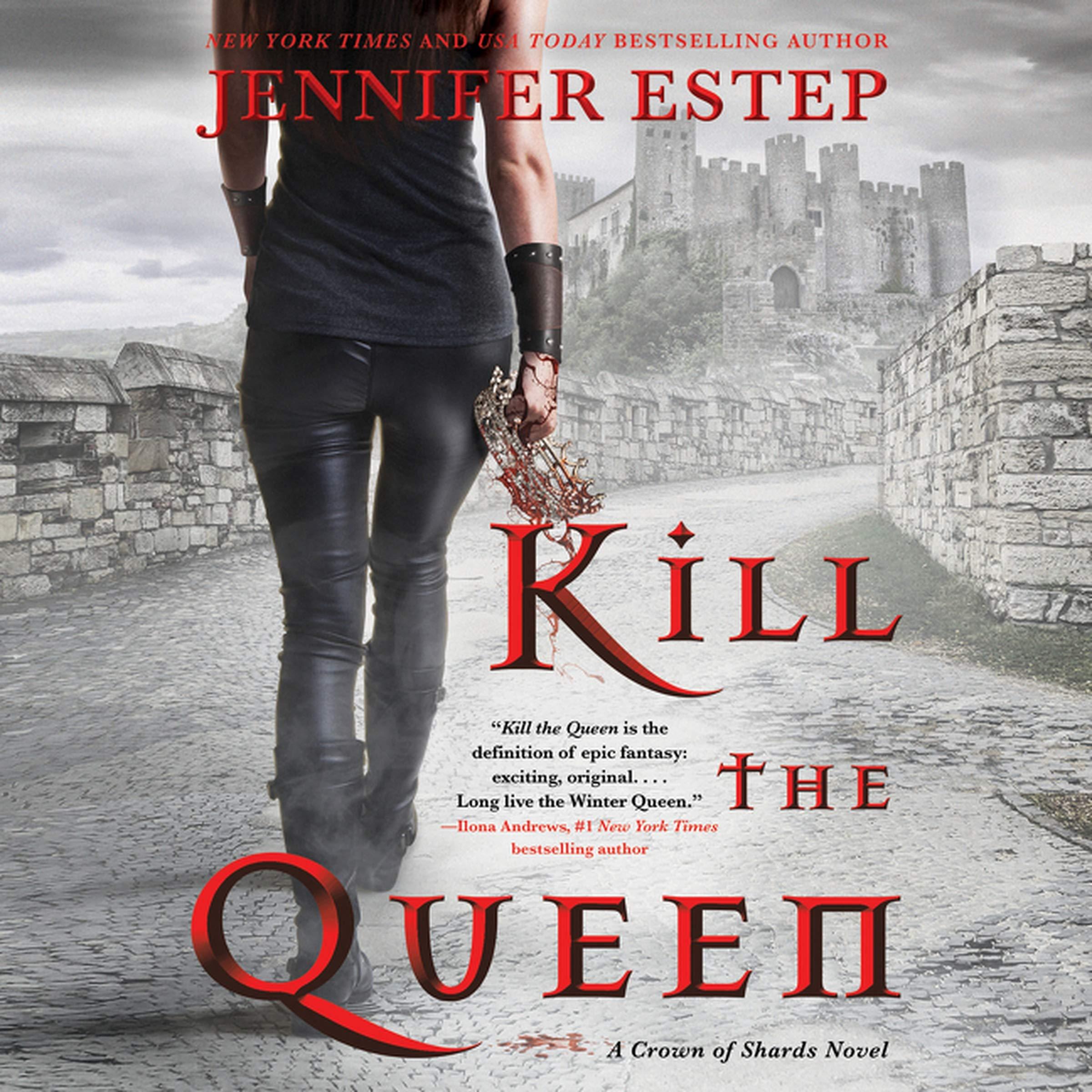 Kill the Queen: A Crown of Shards Novel: Amazon.es: Estep ...