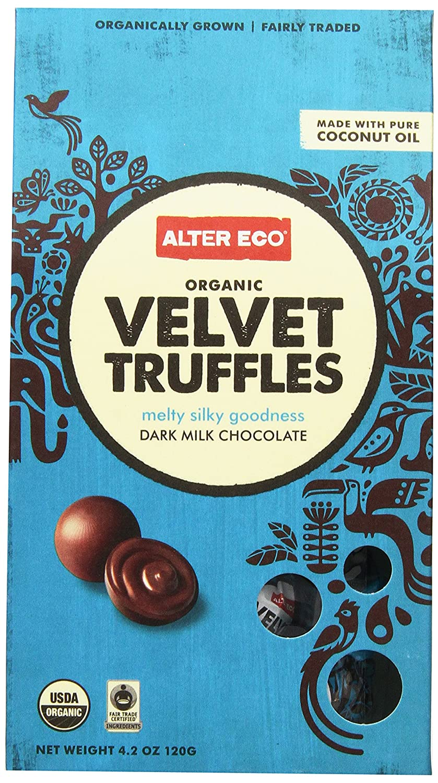 Amazon.com : Alter Eco - Velvet Truffle - NET WT. 4.2 oz : Grocery ...