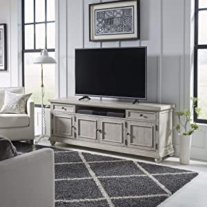 Liberty Furniture INDUSTRIES Harvest Home TV Console, 75