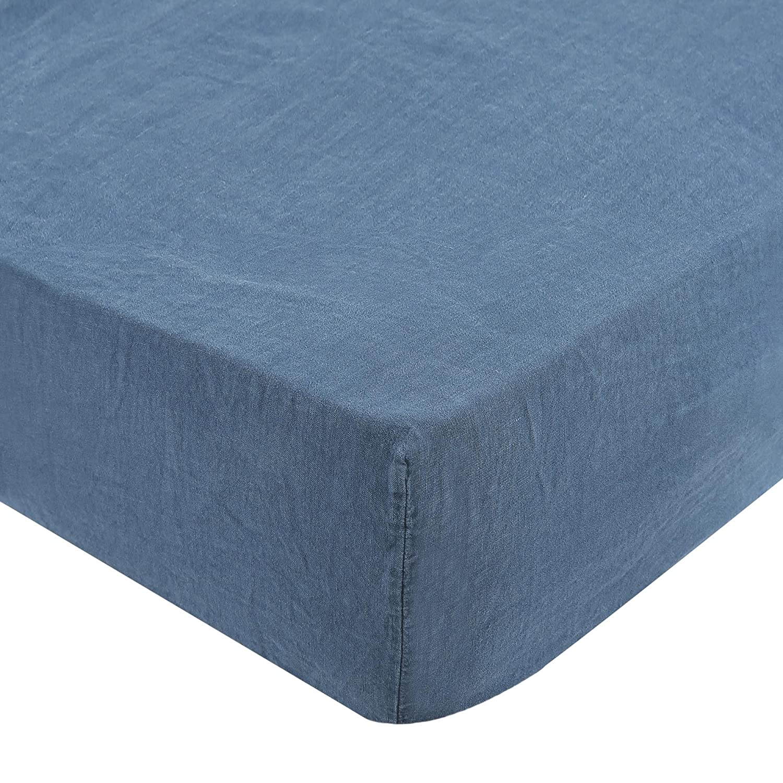 100% Cotton 2PC Pillowcases King White Malibu
