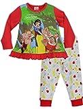 Disney Princess - Ensemble De Pyjamas - Blanche Neige et les Sept Nains - Fille