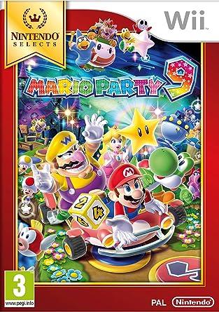Mario Party 9 - Selects [Importación Francesa]: Amazon.es: Videojuegos