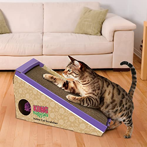 KONG-Naturals-Incline-Scratcher-Cat-Toy