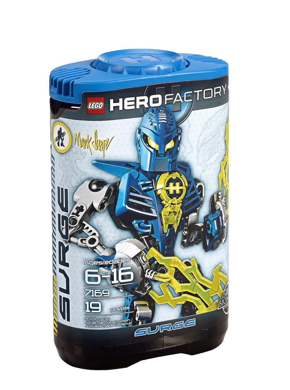 LEGO Hero Mark Surge 7169