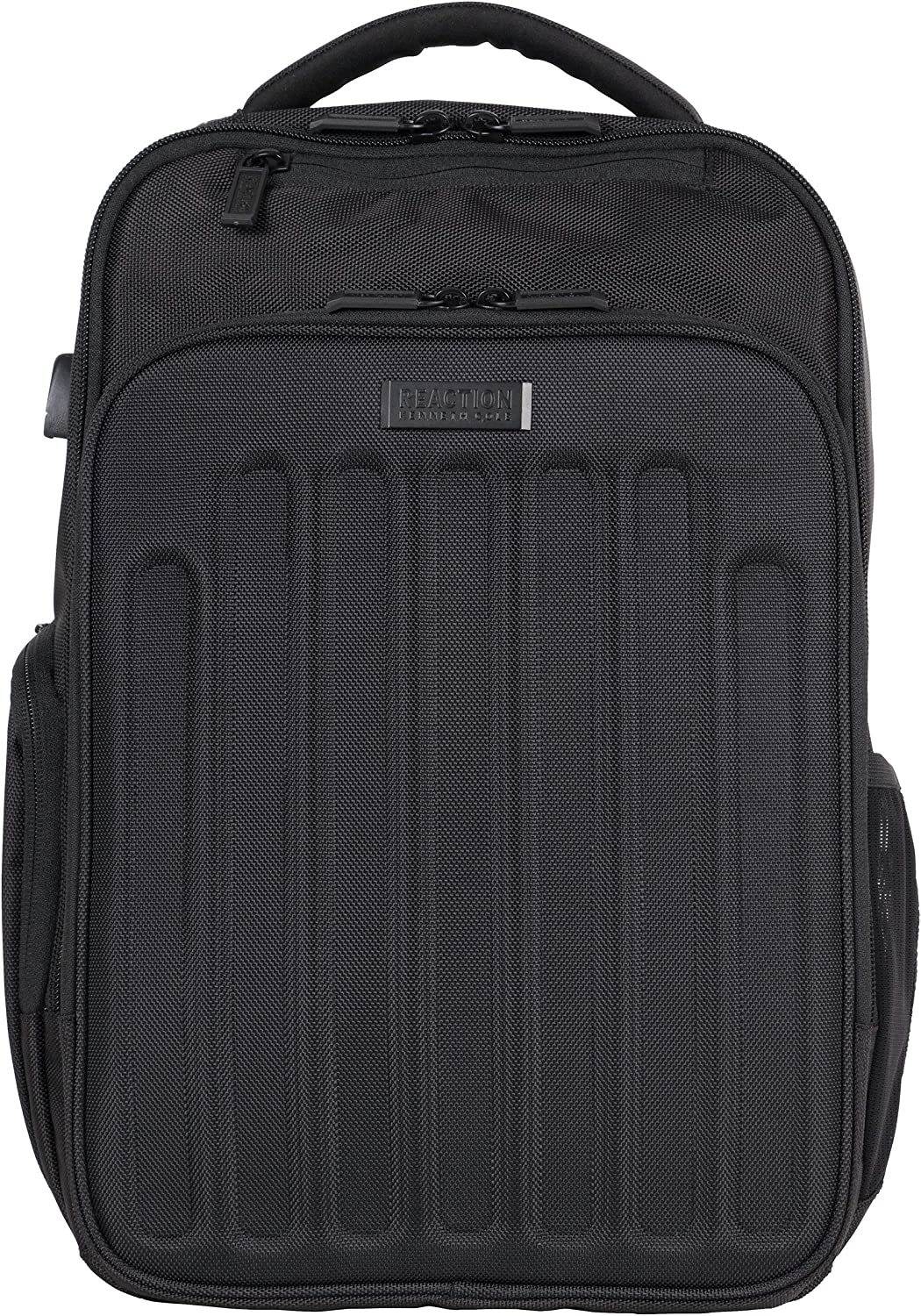 "Kenneth Cole Reaction Brooklyn Commuter Backpack Slim 16"" Laptop & Tablet Anti-Theft RFID Business, School, & Travel Bookbag"