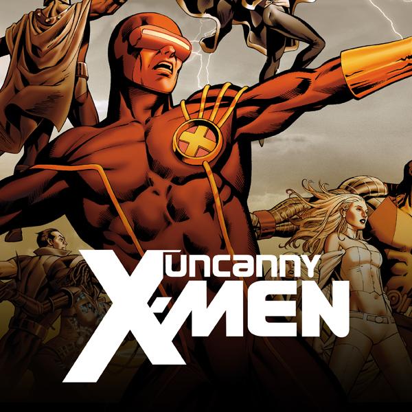 Uncanny X-Men (2011-2012) (Issues) (20 Book Series)