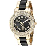 U.S. Polo Assn. Women's Analog-Quartz Watch...