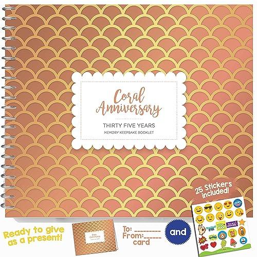 35 Wedding Anniversary Gift Ideas: 35 Years Wedding Anniversary Gifts: Amazon.com