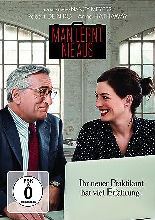 Man Lernt Nie Aus Amazonde Robert De Niro Anne Hathaway Rene