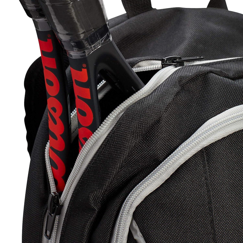 Wilson Advantage II Backpack Black//White