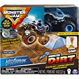 Monster Jam Megalodon Monster Dirt Starter Set,...