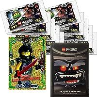LEGO Ninjago Trading Card Game Serie 3: 50 kaarten + 5 stickers + gelimiteerde bonus kaart (LE23 Gemeiner Luke…