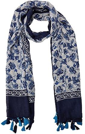 Springfield 8562040 Set de bufanda, gorro y guantes, Azul (Blue ...