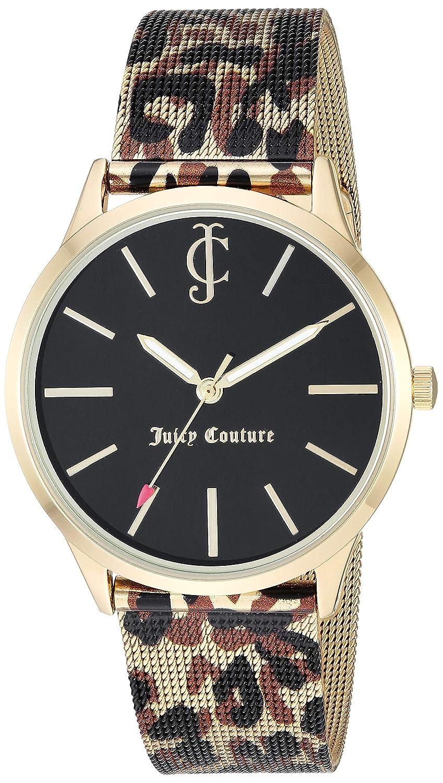 Juicy Couture Black Label Women s Mesh Bracelet Watch