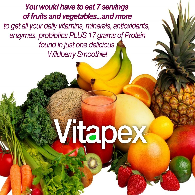 Amazon.com: vitapex Combo Programa de Pérdida de Peso éxito ...