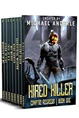 Cryptid Assassin Complete Series Boxed Set Kindle Edition