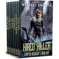 Cryptid Assassin Complete Series Boxed Set