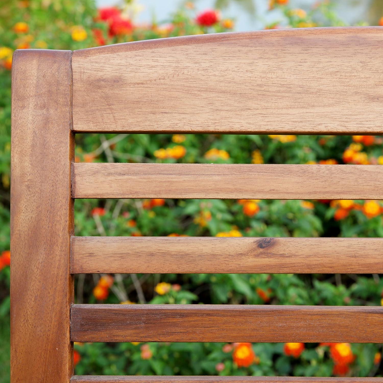 Amazon Walker Edison Furniture pany Solid Acacia Wood