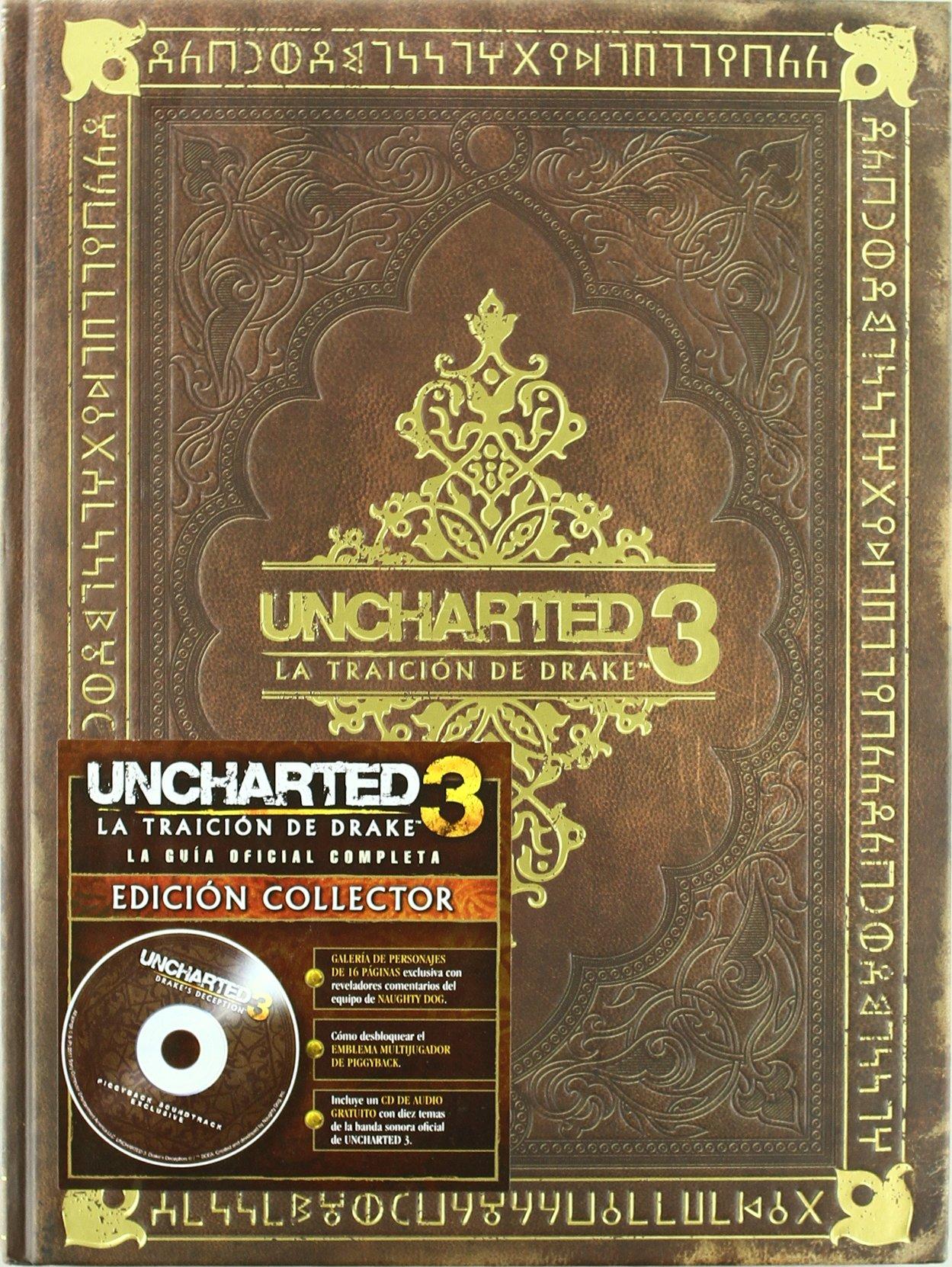 Guía Uncharted 3 La Traicion De Drake Tapa blanda – 1 nov 2011 KOCH MEDIA 1908172045