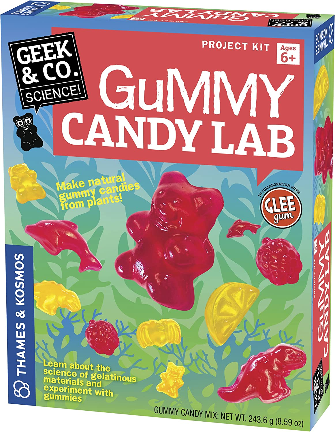 Thames & Kosmos Gummy Candy Lab Science Kit