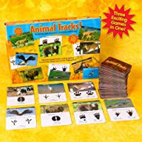 The Young Scientists Club Animal Tracks
