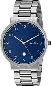 Skagen Men's Ancher Stainless Steel Link Watch SKW6295