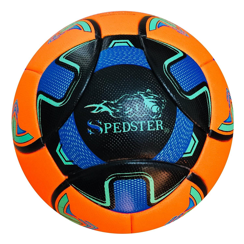 Spedster 2018 - Balón de fútbol (talla 5): Amazon.es: Deportes y ...