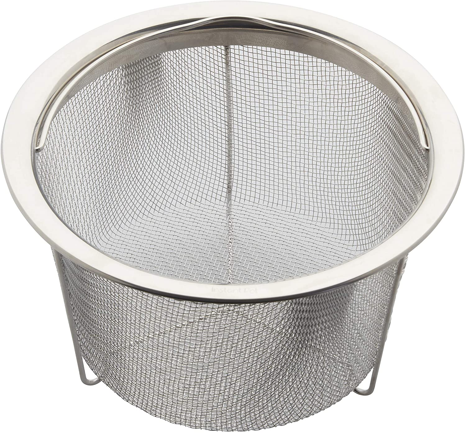 Instant Pot Official Large Mesh Steamer Basket, Stainless Steel