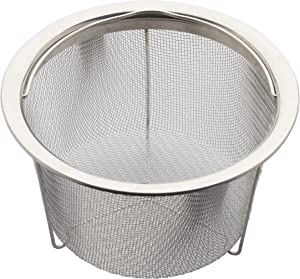 Instant Pot 5252246 Official Large Mesh Steamer Basket, Compatible with 6-quart and 8-quart cookers, Stainless Steel
