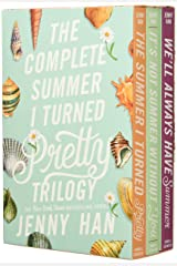 The Complete Summer I Turned Pretty Trilogy: The Summer I Turned Pretty; It's Not Summer Without You; We'll Always Have Summer Paperback