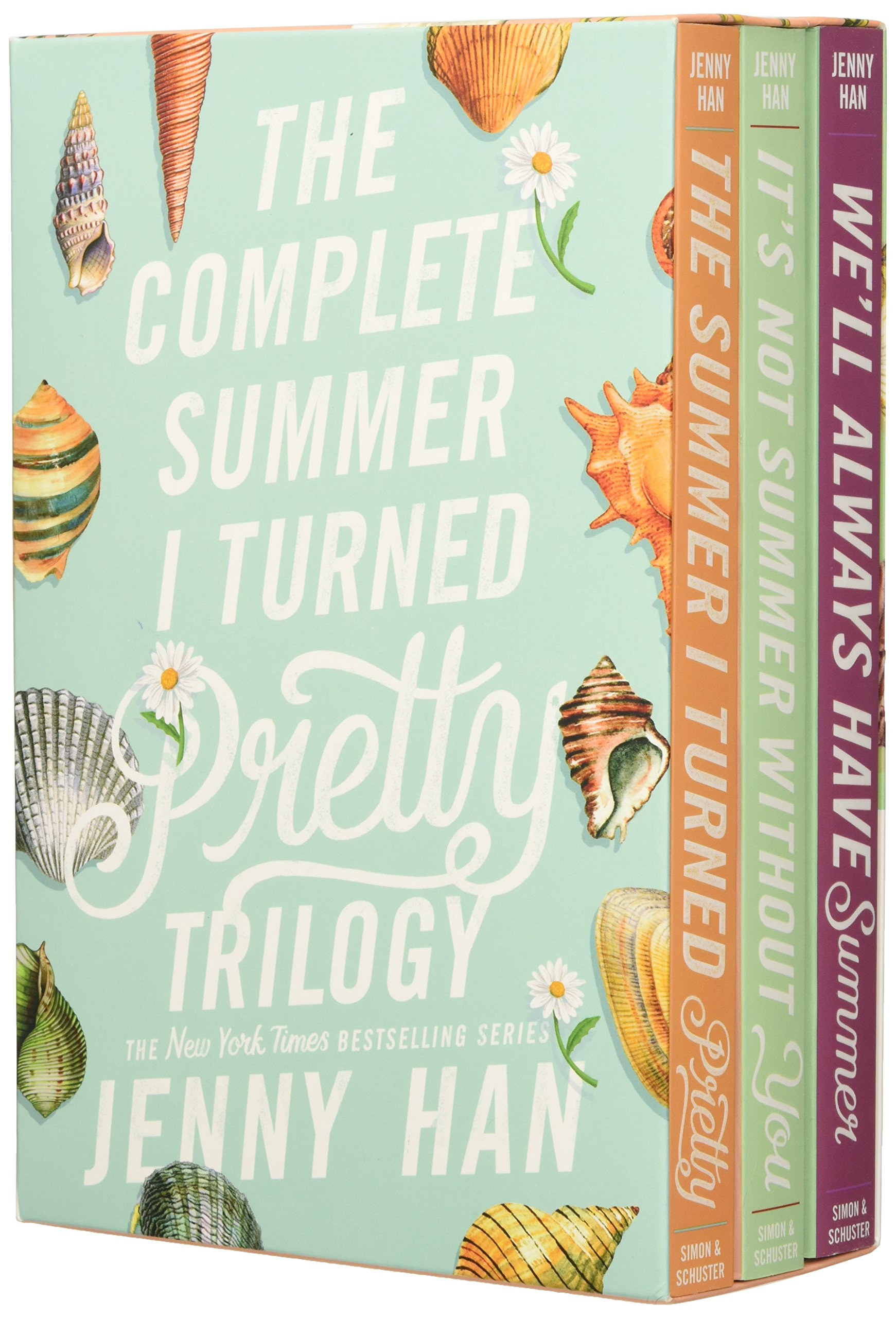 The Complete Summer I Turned Pretty Trilogy: The Summer I Turned Pretty; It's Not Summer Without You; We'll Always Have Summer