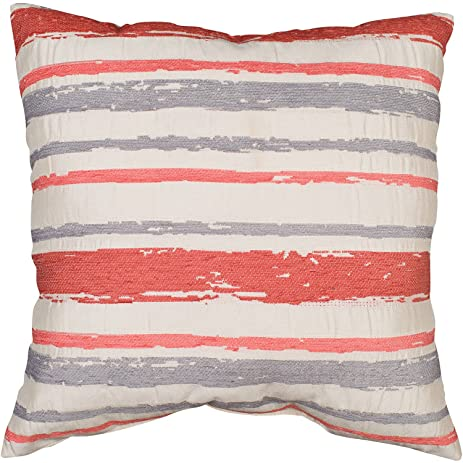 Amazon Better Homes And Gardens Decorative Pillow Coral Grey Stunning Better Homes And Gardens Decorative Pillows