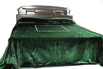 amazon com amore beaute handcrafted custom luxury emrald green bed