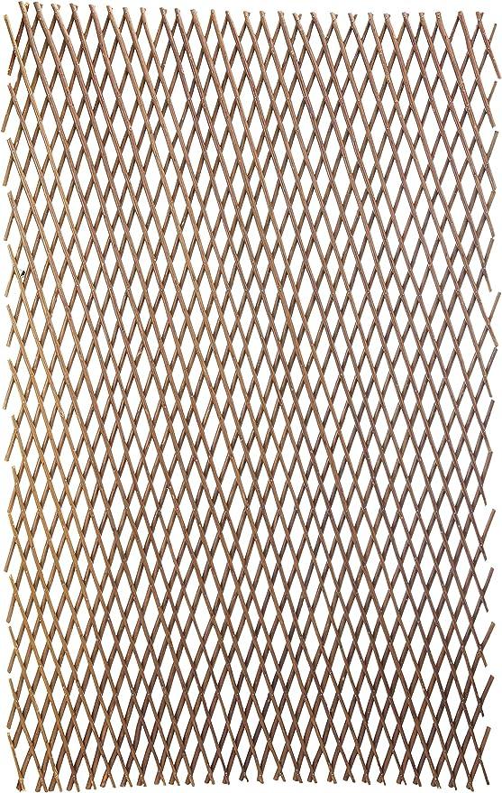 Catral 43040013 Celosía Extensible, Mimbre, 200x3x100 cm: Amazon.es: Jardín