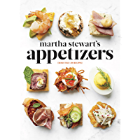 Martha Stewart's Appetizers: 200 Recipes for Dips, Spreads, Snacks, Small Plates, and Other Delicious Hors d' Oeuvres…