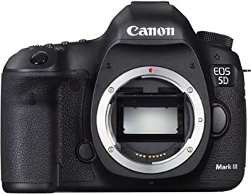 Canon EOS 5D Mark III - Cámara réflex Digital (22 MP, Sensor CMOS ...