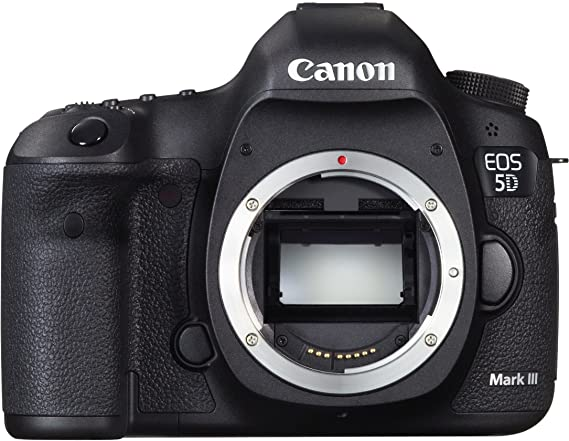Canon EOS 5D Mark III - Cámara réflex Digital (22 MP, Sensor CMOS ...