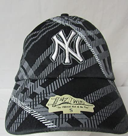 169320145f8a6d Image Unavailable. Image not available for. Color: '47 Twins New York  Yankees Men's Size Large Virtue MLB Franchise NY Baseball Cap/