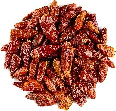 Pimienta cayena especias orgánicas enteras - Picante picante ...