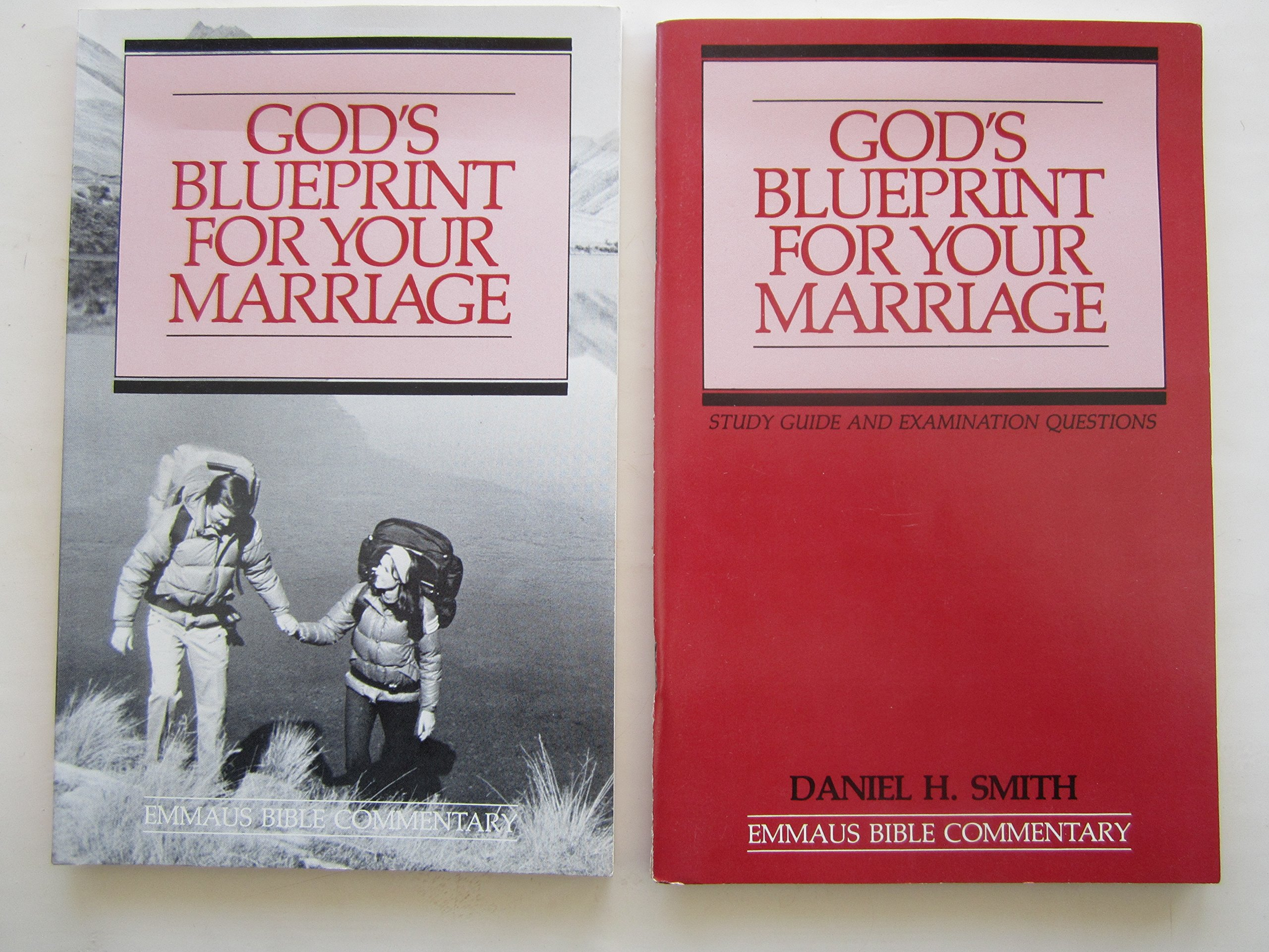 Gods blueprint for your marriage study guide and examination gods blueprint for your marriage study guide and examination questions daniel h smith 9780940293434 amazon books malvernweather Gallery