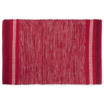 DII Variegated Recycled Yarn Area Rug