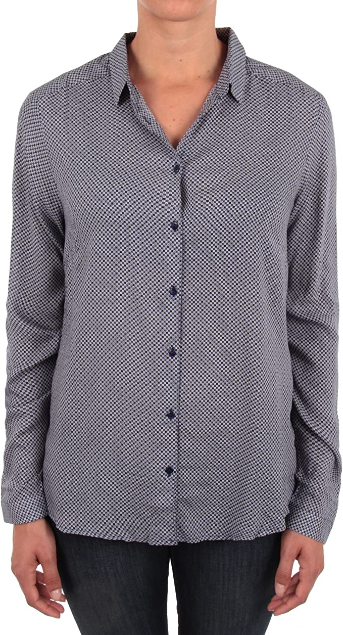 TBS GONCHE-Camisa para mujer, color azul celeste, tamaño 46 ...