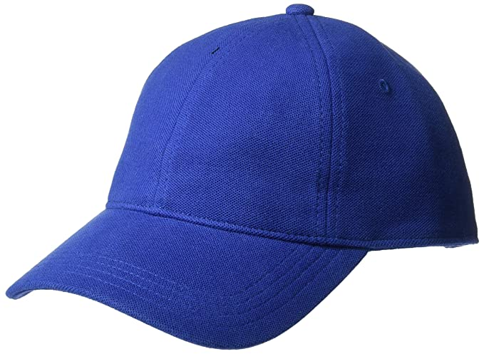eeed44ef9f Lacoste Mens Cotton Pique Cap at Amazon Men's Clothing store