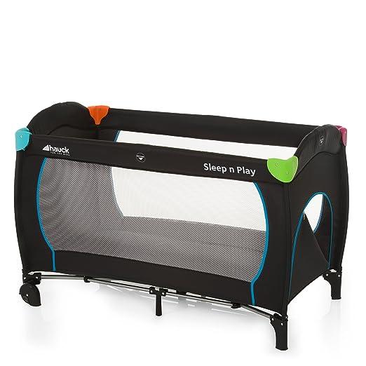 137 opinioni per Hauck 600702 Sleep'n Play Go Plus Lettino da Campeggio Pieghevole, Multicolore