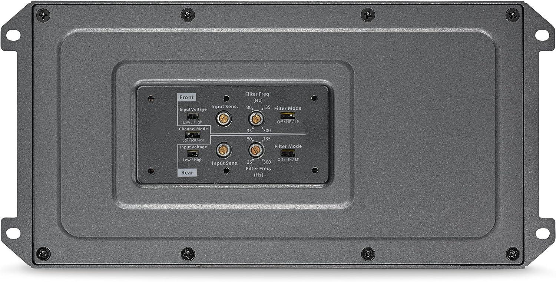 JL Audio MX500//4 4 Ch Class D Full-Range Amplifier 500 W