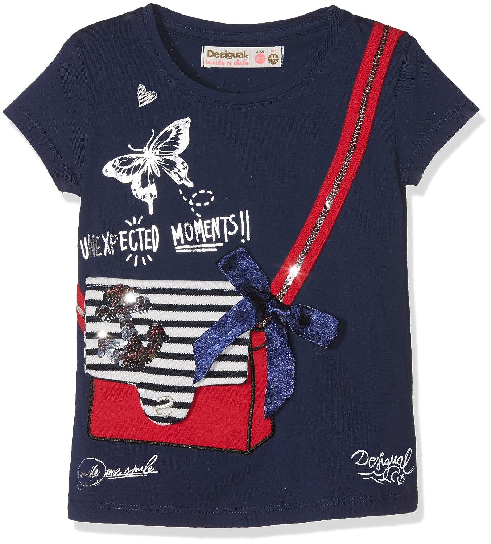Desigual TS/_Earwig T-Shirt Bambina
