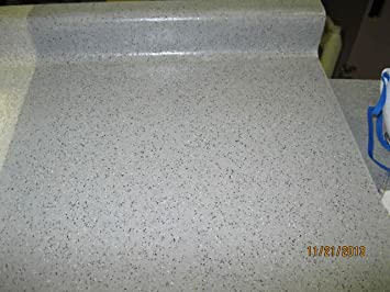 daich countertop refinishing kit slate color