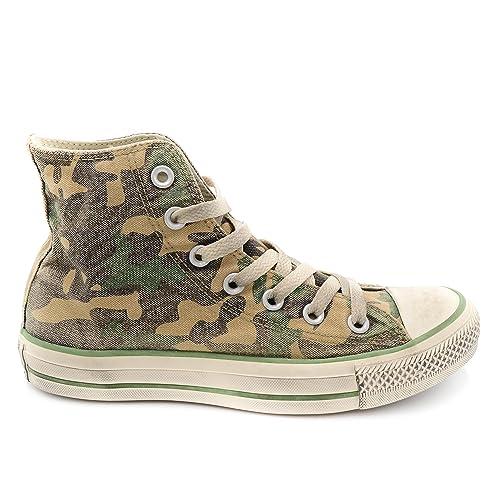 Converse - Zapatillas de Lona para Hombre Camuflaje 37 41 Size: EU 37: Amazon.es: Zapatos y complementos