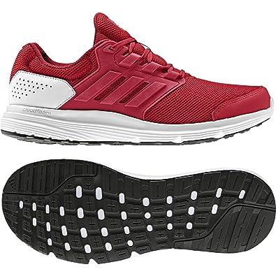 new style 7761a aaaba adidas Herren Galaxy 4 M Laufschuhe, Rot (Rot-(EscarlEscarl