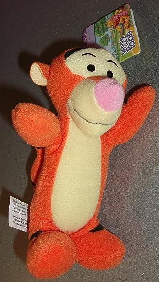 Winnie Peluche Ca 13cm Disney LargeElettronica Pooh Tigger bY7f6gyv
